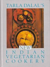 image of New Indian Vegetarian Cookery