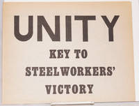 image of Unity key to steelworkers' victory