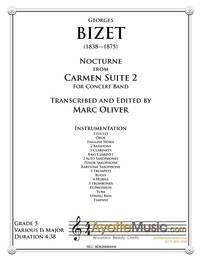 Nocturne from Carmen Suite 2