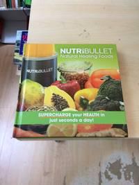 image of NutriBulet: Natural Healing Foods