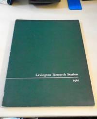 Levington Research Station, 1961