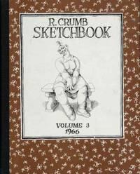 R. Crumb Sketchbook Vol. 3 : 1966