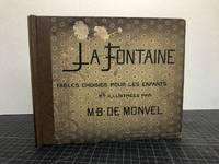 image of LA FONTAINE : Fables Choisies Pour Les Enfants