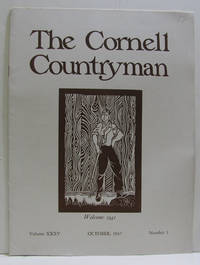 THE CORNELL COUNTRYMAN, VOLUME XXXV, NUMBER 1, OCTOBER 1937