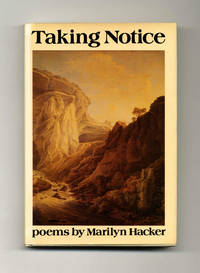 Taking Notice  - 1st Edition/1st Printing