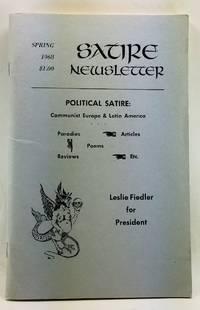 Satire News Letter, Volume 5, Number 2 (Spring 1968)