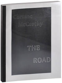 image of THE ROAD - PUBLISHER'S TAPE-BOUND GALLEY