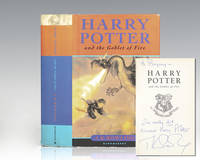 image of Harry Potter and the Goblet Of Fire.