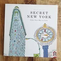 SECRET NEW YORK : Color Your Way to Calm