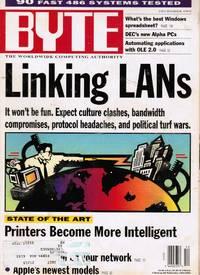 image of BYTE Magazine: December 1993