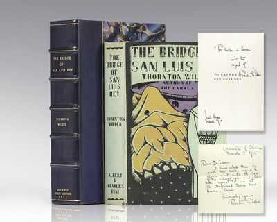 New York: Albert & Charles Boni, 1927. First edition of the author's masterpiece and winner of the P...