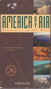 America by Air: Treasures of the West [VHS]