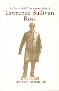 image of A Centennial Commemoration of Lawrence Sullivan Ross