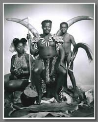 [Original Gelatin Silver Print Portrait Photograph of Mangosuthu Buthelezi]