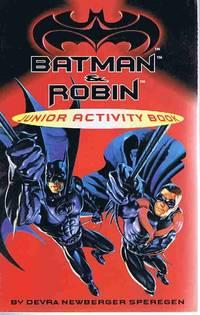image of Batman and Robin: Junior Activity Book
