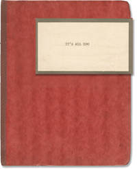 Archive of original typed and handwritten manuscripts and galleys for novels by Gerald A. Brown, 1960s-1990s
