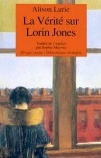 image of La verite sur lorin jones