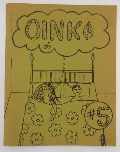 Chicago: Oink Press, 1972. First edition. Paperback. Very Good. Wide 8vo. A very good copy in illust...