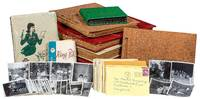A Young Woman's Collection of Girl Scout and High School Scrapbook Photo Albums, 1959-1966 by  Deborah Ann HUMPHREYS - 1959 - from Between the Covers- Rare Books, Inc. ABAA (SKU: 443392)