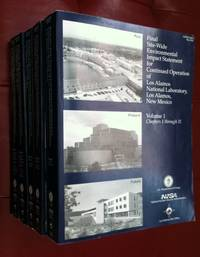 Final State-Wide Impact Statement for Continued Operation of Los Alamos National Laboratory, Los Alamos, New Mexico (SWEIS) (DOE/EIS-0380) (May, 2008) (6 Volume Set)