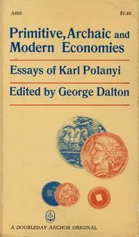 Primitive, Archaic and Modern Economies