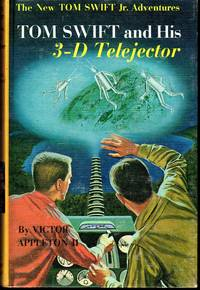 image of Tom Swift and His 3-D Telejector (#24 in Series)