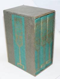 image of With Walt Whitman in Camden: March 28-July 14, 1888; July 16-October 31, 1888;_November 1, 1888-January 20, 1889 [three volume set in slipcase]