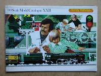 Hornby Railways 00 Scale Model Catalogue XXII 1976.