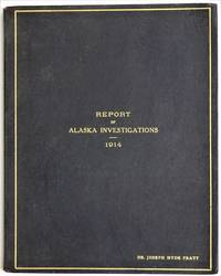 image of Report of Alaska Investigations in 1914