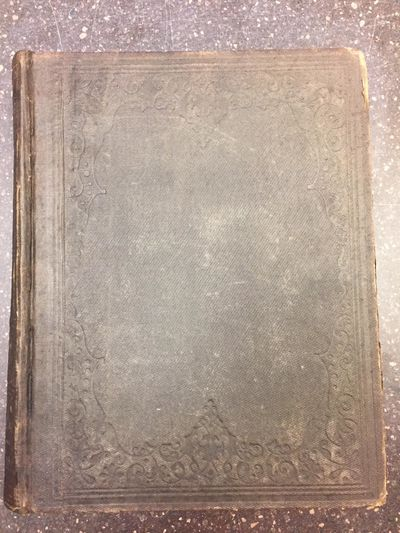 Washington: Beverley Tucker, Printer, 1857. First Edition. 4to., 134p., 85pp., 102pp., 114pp., iv, 6...