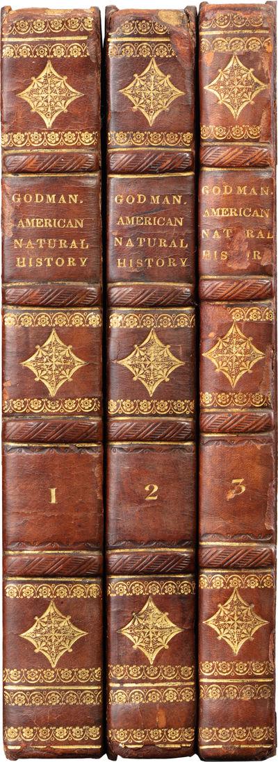 Philadelphia: Carey & Lea, 1828. First Edition. Hardcover. Very good. 3 vols. 1st edition of the fir...