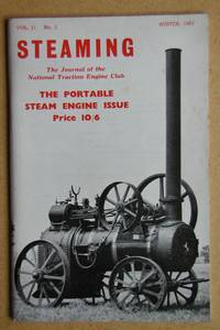 Steaming. Winter 1967. The Journal of the National Traction Engine Club.