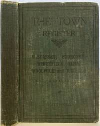 The Town Register: Wiscasset, Edgecomb, Whitefield, Alna, Woolwich, Dresden. 1906