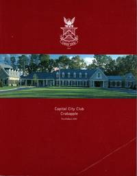 Capital City Club Crabapple: A New Course for the New Millenium