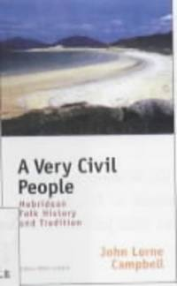 A Very Civil People: Hebridean Folk History and Tradition