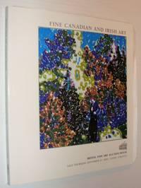 Fine Canadian and Irish Art - Heffel Auction Catalogue, Thursday, November 27, 2003, Toronto