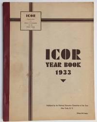 image of ICOR Year Book 1933 / IKOR jor-buch 1933 איקאר יאר-בוך