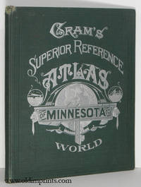 Cram's Superior Reference Atlas of Minnesota and the World.