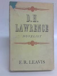 D.H.Lawrence: Novelist