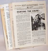 San Francisco Anti-Apartheid Committee Alert [five issues]
