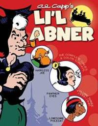 Li'l Abner: The Complete Dailies and Color Sundays, Vol. 3: 1939-1940 by Al Capp - Hardcover - 2011-05-05 - from Books Express and Biblio.com