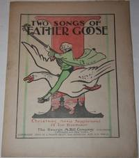 Two Songs of Father Goose.  Christmas Music Supplement of the Examiner