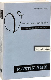 image of Visiting Mrs. Nabokov and Other Excursions (Signed Uncorrected Proof)