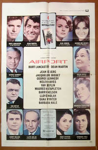Airport -Original Folded One Sheet Movie Poster (1970)