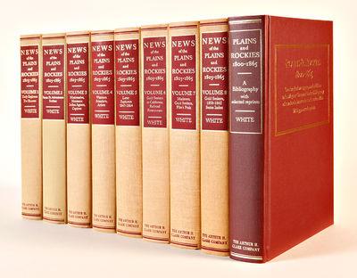 Spokane: Arthur H. Clark Company, 2001. Nine volumes. Original cloth, gilt. Fine. A very useful set,...