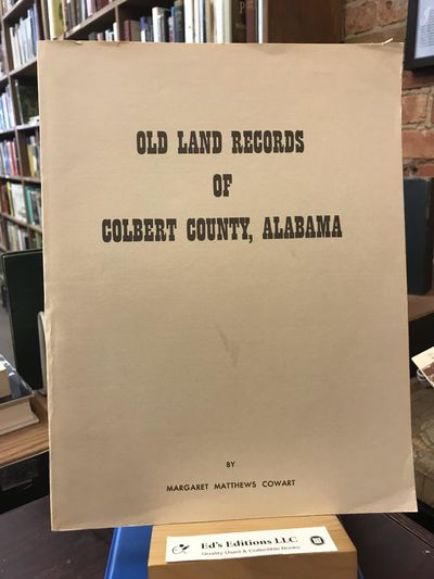Alabama: Privately Printed, 1985. PAPERBACK. Good. 1985. Clean, has a good binding, no marks or nota...