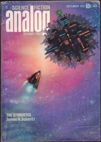 Analog Science Fiction / Science Fact, September 1972 (Volume 90, Number 1)