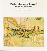 Peter Joseph Lenné: Katalog der Zeichnungen