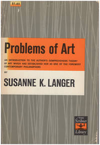 Problems of Art: Ten Philosophical Lectures