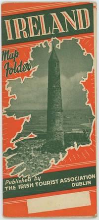 Irish Tourist Association Map of Ireland.